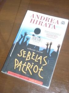 Sebelas Patriot : Andrea Hirata