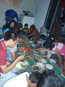 Buka Puasa Bersama-Family Bonding Time