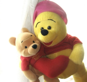 Winnie The Pooh (courtesy : weheartit.com/msmarph