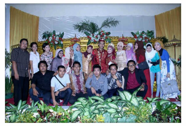 Citra's wedding