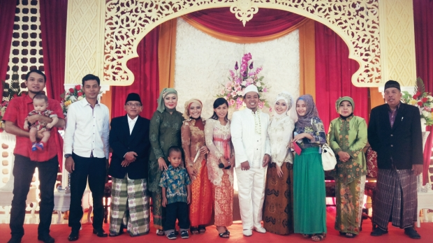 Nindy's wedding
